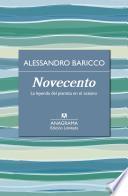 libro Novecento: La Leyenda Del Pianista En El Océano