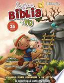 libro Nuevo Testamento Cuaderno Para Colorear Y De Actividades (bilingüe)