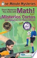 libro One Minute Mysteries