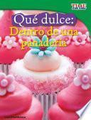 libro Qu Dulce /how Sweet