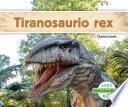 libro Tiranosaurio Rex