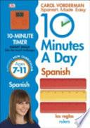 libro 10 Minutes A Day Spanish