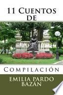 libro 11 Cuentos De
