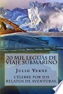 libro 20 Mil Leguas De Viaje Submarino (spanish) Edition