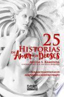 libro 25 Historias De Amor Y De Dioses