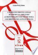 libro A Teoria Dos Direitos Animais De Tom Regan