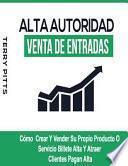 libro Alta Autoridad Venta De Entradas