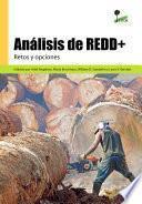 libro Análisis De Redd+