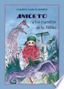 libro Aniceto Y Los Cuentos De La Biblia