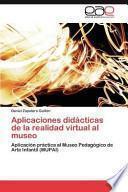 libro Aplicaciones Didácticas De La Realidad Virtual Al Museo