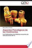 libro Aspectos Psicológicos De Las Vestimentas