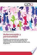 libro Autoconcepto Y Personalidad
