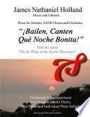 libro Bailen, Canten, Que Noche Bonita!