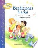 libro Bendiciones Diarias