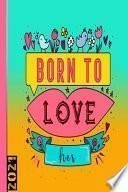 libro Born To Love Her 2021