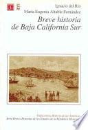 libro Breve Historia De Baja California Sur