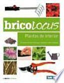 libro Bricolocus. Plantas De Interior