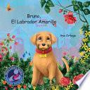 libro Bruno, El Labrador Amarillo