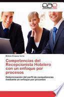 libro Competencias Del Recepcionista Hotelero Con Un Enfoque Por Procesos