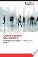 libro Comunicación Y Socioanálisis