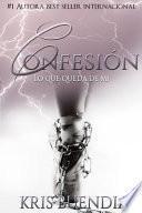 libro Confesión