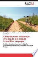 Contribución Al Manejo Integrado De Plagas Insectiles En Pap