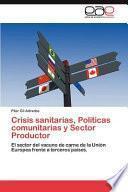 libro Crisis Sanitarias, Políticas Comunitarias Y Sector Productor
