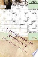 libro Crucigrama De Numeros 2