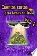 libro Cuentos Cortos Para Tardes De Lluvia