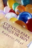 libro Cuentos Para Niñ@s De Hoy