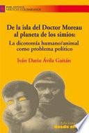 libro De La Isla Del Doctor Moreau Al Planeta De Los Simios