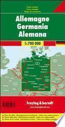 libro Deutschland 1 : 700 000