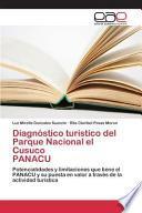 libro Diagnostico Turistico Del Parque Nacional El Cusuco Panacu