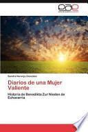libro Diarios De Una Mujer Valiente