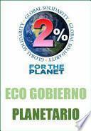 libro Eco Gobierno Planetario