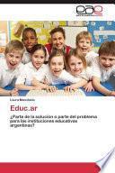 libro Educ. Ar