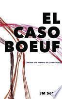 libro El Caso Boeuf