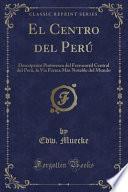 libro El Centro Del Perú