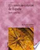 libro El Comercio Exterior De España