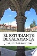 libro El Estudiante De Salamanca Y Otros Poemas