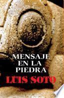 libro El Mensaje En La Piedra