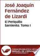 libro El Periquillo Sarniento I