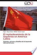 libro El Replanteamiento De La Izquierda En América Latina