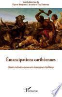libro Emancipations Caribéennes