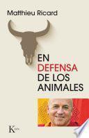 libro En Defensa De Los Animales