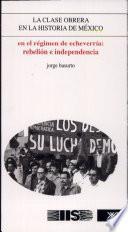 libro En El Régimen De Echeverría