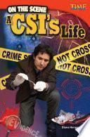 libro En Escena: La Vida De Un Csi (on The Scene: A Csi S Life)