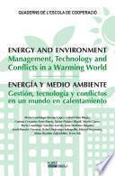 libro Energía Y Medio Ambiente