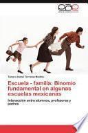 libro Escuela   Familia