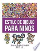 libro Estilo De Dibujo Para Ninos